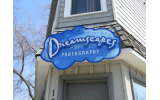 Dreamscapes Building Sign