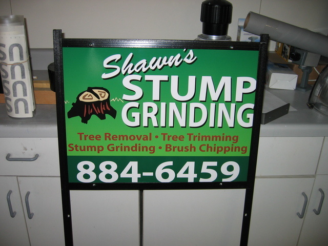 The Sign Shop Of Racine Yard Signs